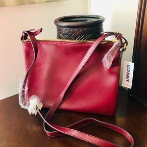 10% Off OLD NAVY  Dual-Zip Crossbody Bag for Women